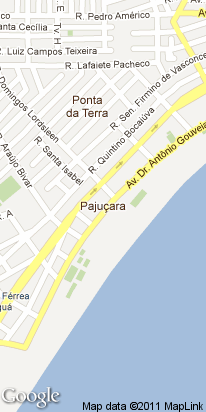 av.dr. antonio gouveia, 171, praia de pajucara, maceio, al, brasil