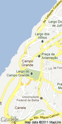 av. 7 de setembro, 1537, campo grande, salvador, ba, brasil