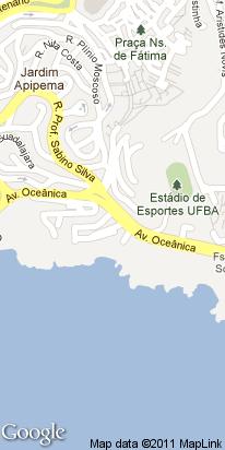 av. oceanica, 1545, ondina, salvador, ba, brasil