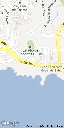 av. oceanica, 2275, ondina, salvador, ba, brasil