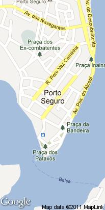 r do telegrafo, 335, praia de mundai, porto seguro, ba, brasil