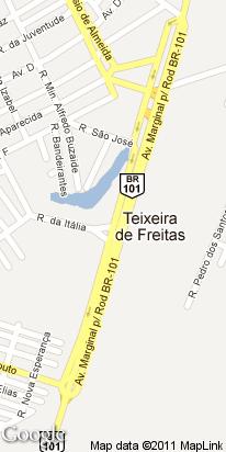 r dr. osvaldo cohim, 45, recanto do lago, teixeira de freitas, ba, brasil