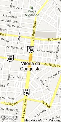 r siqueira campos, 90, centro, vitoria da conquista, ba, brasil