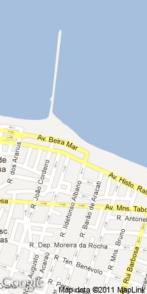 av. beira mar, 848, praia de iracema, fortaleza, ce, brasil
