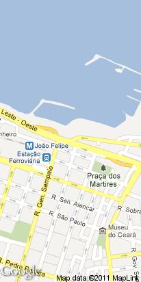 av. pres. c. branco, 400, centro, fortaleza, ce, brasil