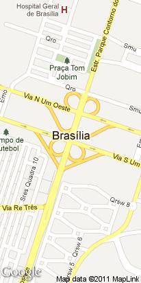shn quadra 02 bl m, setor hoteleiro norte, brasilia, df, brasil