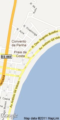 av. antonio gil veloso, 856, praia da costa, vila velha, es, brasil