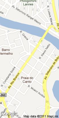 av. rio branco, 1540, praia do canto, vitoria, es, brasil