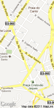 r jose teixeira, 323, praia do canto, vitoria, es, brasil