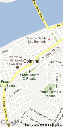 rua pedro epichin, 19, centro, colatina, es, brasil