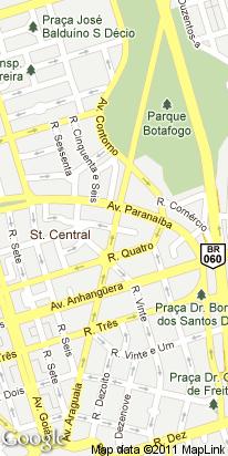av. araguaia,702, setor central, goiania, go, brasil