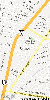 av. cel. gaspar, 186, centro, uruacu, go, brasil