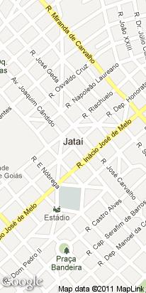 r. 11, 438, vila sonia, jatai, go, brasil