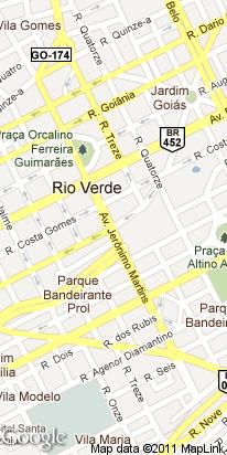 r abel pereira de castro, 1362, jd goias, rio verde, go, brasil