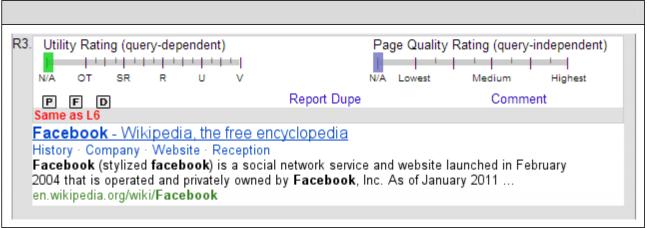 Pre-Identified Duplicates - SEO - Google