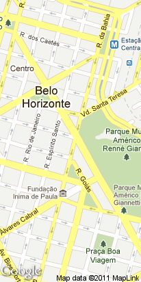 av. afonso pena, 1050, centro, belo horizonte, mg, brasil