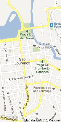 av. cam costa, 1000, centro, sao lourenco, mg, brasil