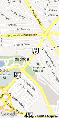 av.joao valentim pascoal, 189, centro, ipatinga, mg, brasil