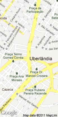 av. rondon pacheco, 3500, sta maria, uberlandia, mg, brasil