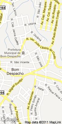 av.sao vicente, 501, bom despacho, bom despacho, mg, brasil