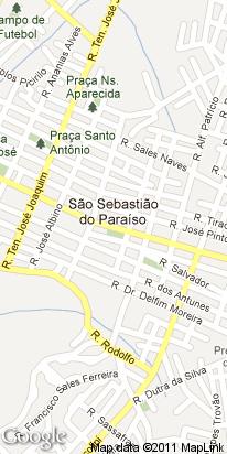 praca comendador jose honorio, 126, centro, sao sebastiao do paraiso, mg, brasil