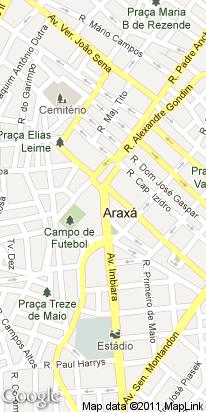 r capitao izidro, 385, centro, araxa, mg, brasil