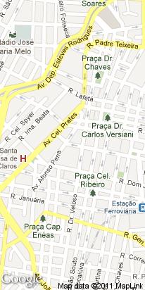 r. d. pedro ii, 411, centro, montes claros, mg, brasil
