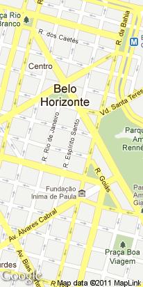 r espirito santo,901, centro, belo horizonte, mg, brasil