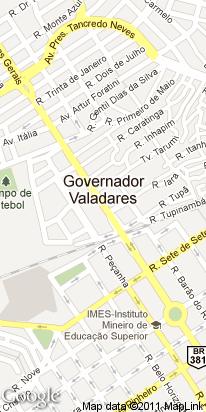 r israel pinheiro, 2891, centro, governador valadares, mg, brasil