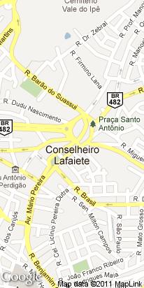 r jose nicolau, 11, centro, conselheiro lafaiete, mg, brasil