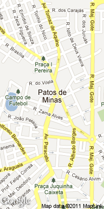 r padre caldeira, 371, centro, patos de minas, mg, brasil