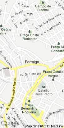 rua barao de piumhi, 267, centro, formiga, mg, brasil