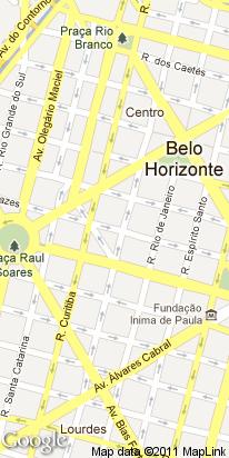 rua goitacazes, 450, centro, belo horizonte, mg, brasil