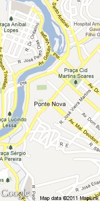 rua hugo saporetti, 16, centro, ponte nova, mg, brasil
