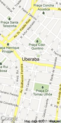 rua olegario maciel, 187, centro, uberaba, mg, brasil