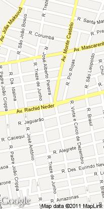 r jose antonio pereira, 1117, centro, campo grande, ms, brasil