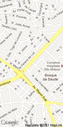 av. rubens de mendonca. 1184, bosque da saude, cuiaba, mt, brasil