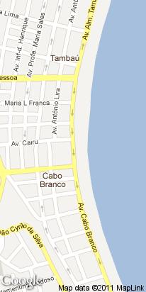 av. cabo baranco,1116, cabo branco, joao pessoa, pb, brasil