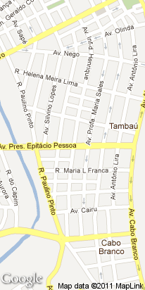 av . epitacio pessoa, 4851, tambau, joao pessoa, pb, brasil