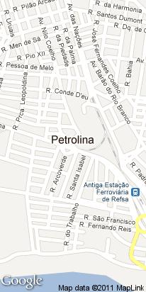 r gov. eraldo gueiros leite, 83a, centro, petrolina, pe, brasil