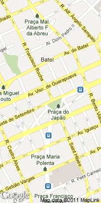 av. 7 de setembro, 5190, batel, curitiba, pr, brasil