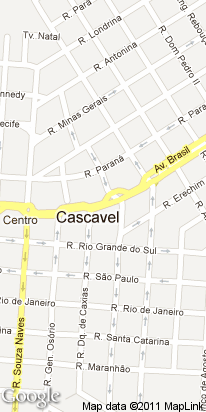 av. brasil, 5929, centro, cascavel, pr, brasil