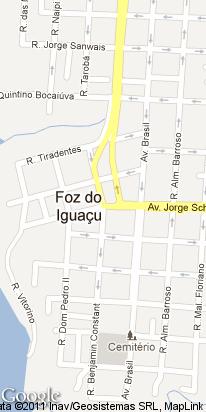 av. das cataratas, km06, centro, foz do iguacu, pr, brasil
