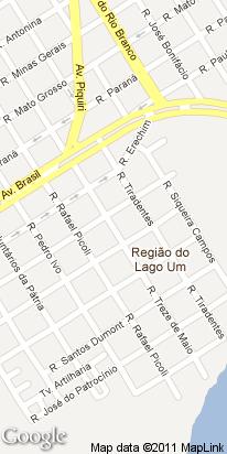 r 13 de maia, 710, centro, cascavel, pr, brasil