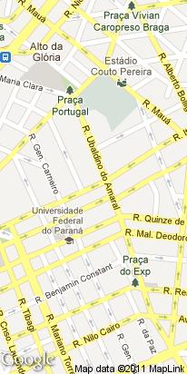 r. conselheiro araujo, 435, alto da rua xv, curitiba, pr, brasil