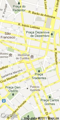 r. senador magalhaes, 50, centro, curitiba, pr, brasil