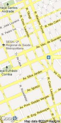 r. sete de setembro, 2516, centro, curitiba, pr, brasil
