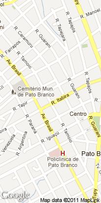 r tamoio, 984, centro, pato branco, pr, brasil