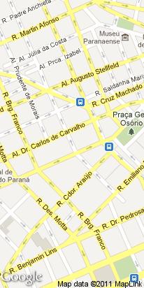 r visconde do rio branco, 1338, centro, curitiba, pr, brasil