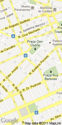 rua visconde de nacar, 1424, centro, curitiba, pr, brasil